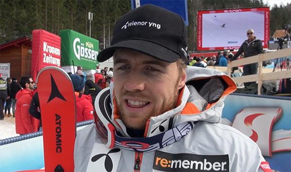Лидер норвежской сборной готовится к олимпийской зиме 1