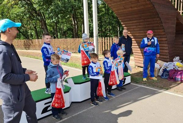 Фестиваль горнолыжного спорта в Воронежской области 1